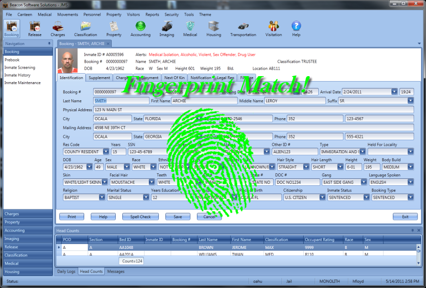 JMS Thumbprint